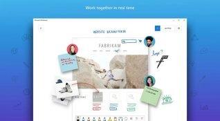 Microsoft Whiteboard'ın uygulaması, Windows 10, iOS ve web için geliyor