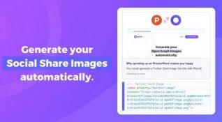 Sosyal medya paylaşımlarınızı tasarlayabileceğiniz yeni bir araç: Placid.app