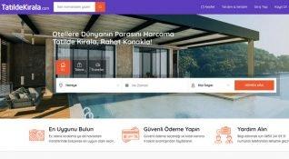 TatildeKirala.com 4 milyon TL değerleme ile yatırım aldı
