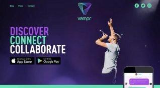 İş birliği yapmak isteyen müzisyenler için tanışma platformu: Vampr