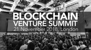 Blockchain Venture Summit 21 Kasım 2018'de Londra'da