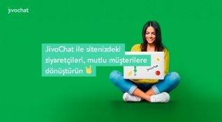 Türkçe canlı destek sistemi JivoChat, e-ticaret sitelerinde dönüşüm ve satışları artırmada çok iddialı