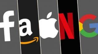 Teknoloji devleri, New York borsasında 3 günde 401 milyar dolar değer kaybetti