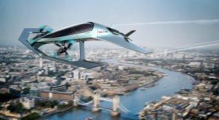 Aston Martin'den uçan otomobil konsepti: Volante Vision Concept