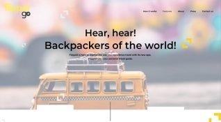 Artırılmış gerçeklik odaklı gezi rehberi: FlippAR Go