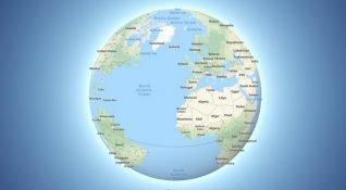 Google Haritalar'da, iki boyutlu haritalar yerini üç boyutlu haritalara bıraktı