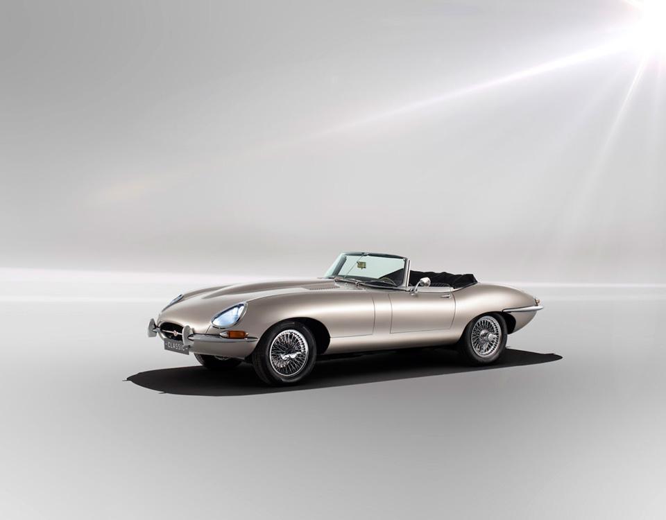 Jaguar E Type >> Jaguar E Type Concept Zero 2020 Yilinda Satisa Cikacak Webrazzi