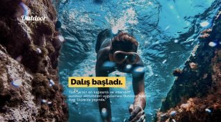 Doğa sporlarıyla ilgilenenler için yerli mobil uygulama: Outdoor Türkiye