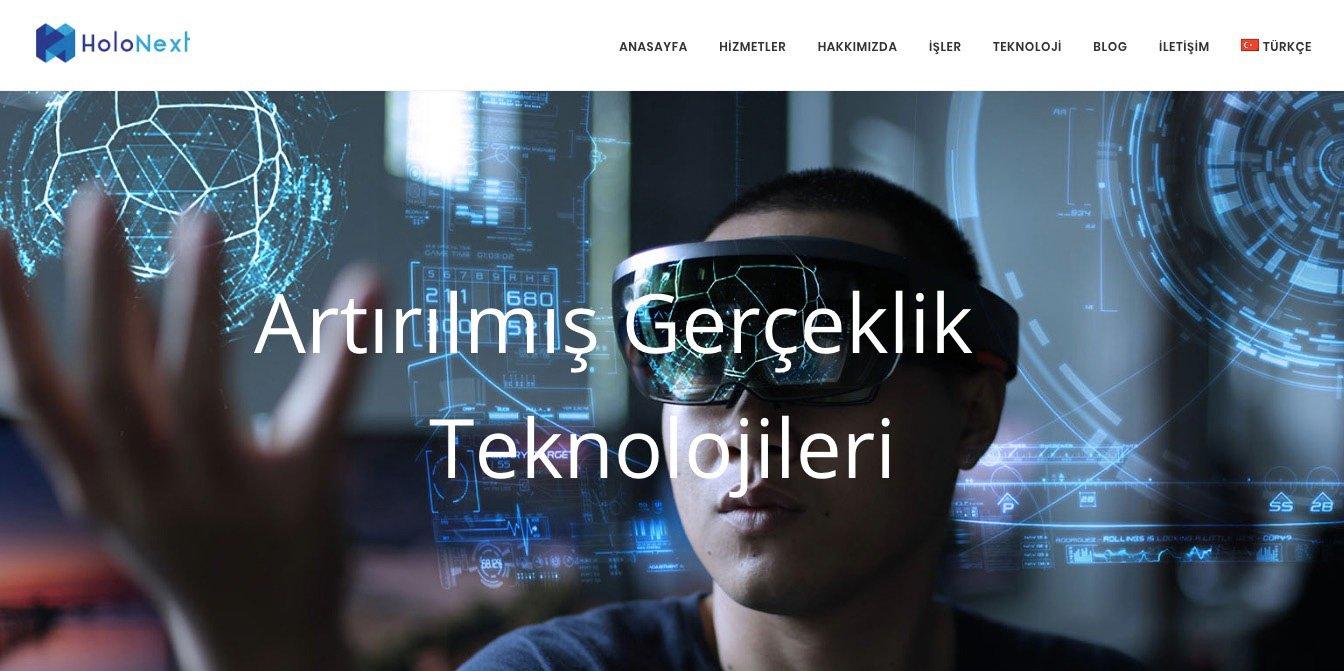 Artırılmış ve karma gerçeklik alanlarında ürün geliştiren yerli girişim: HoloNext
