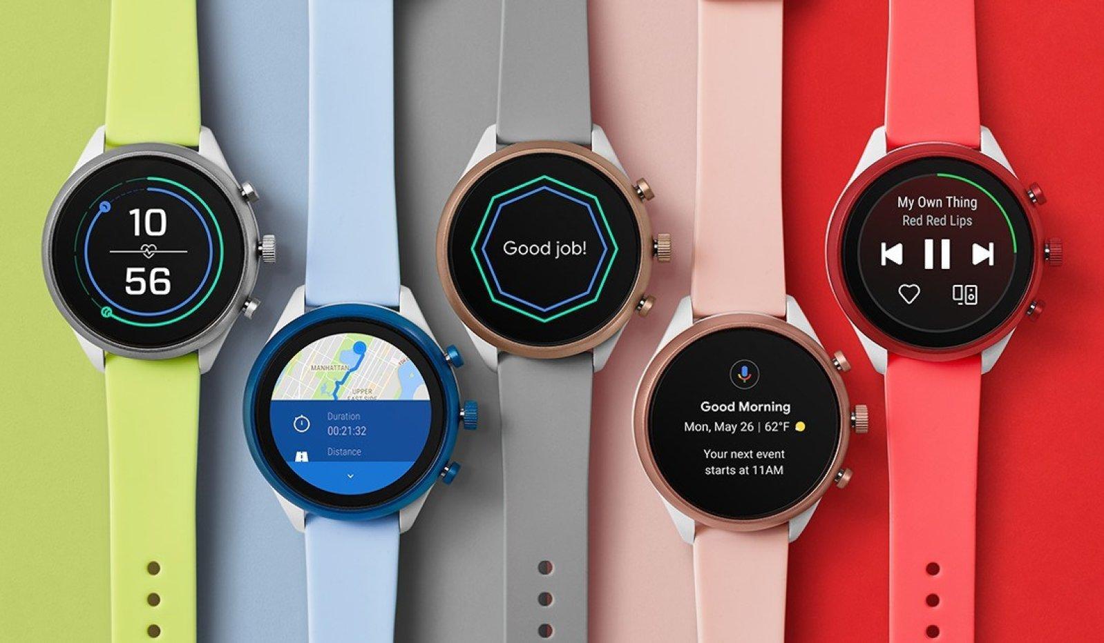 Google, Fossil'in akıllı saat teknolojisini 40 milyon dolara satın alıyor