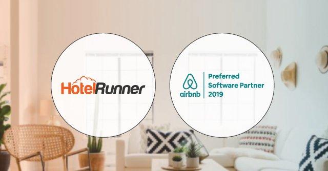 """HotelRunner, Airbnb'nin """"Tercih Edilen Yazılım İş Ortağı"""" oldu"""