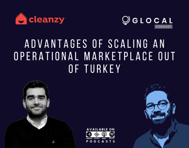 Advantages of Scaling an Operational Marketplace Out of Turkey