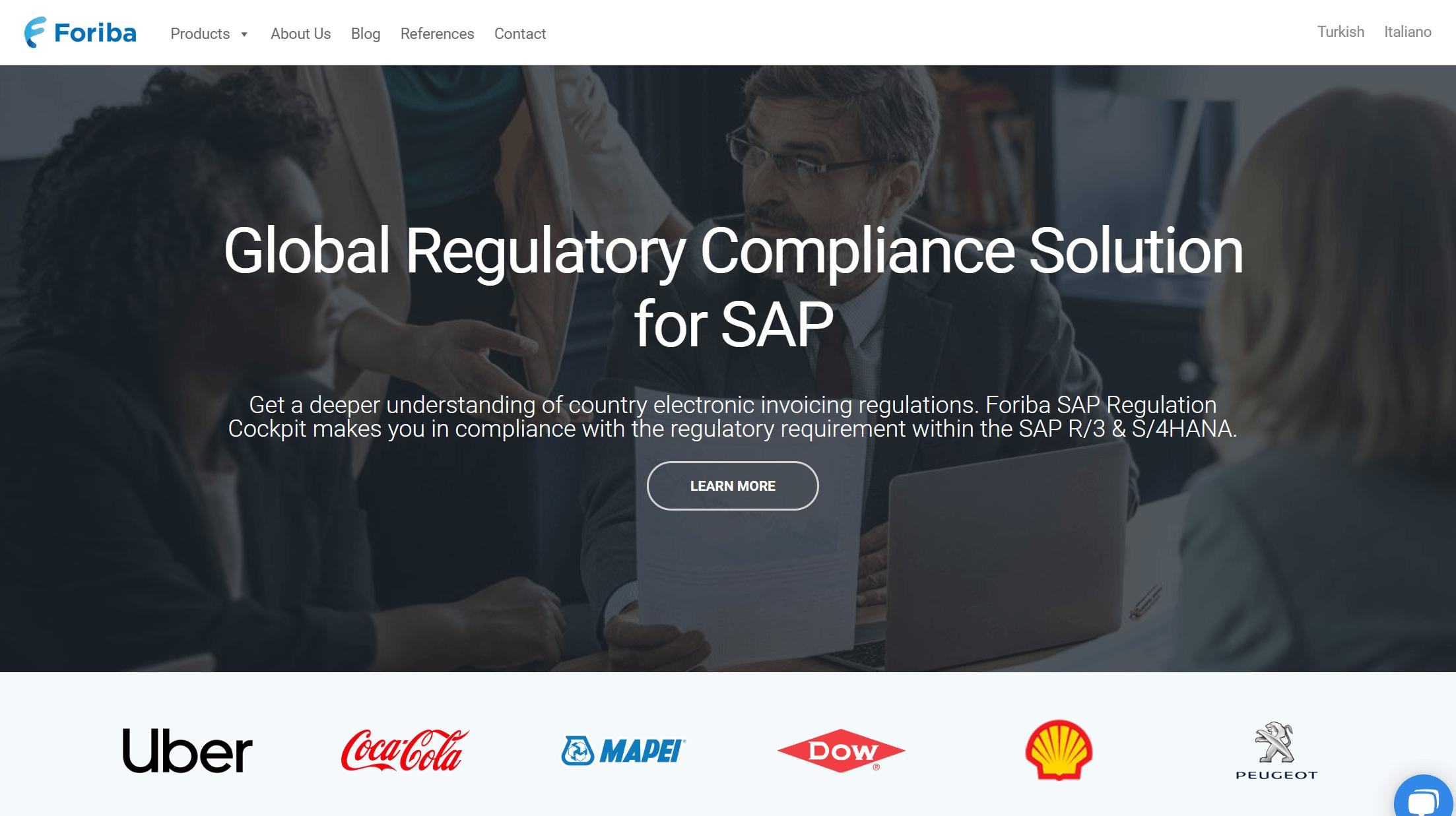 Foriba: Regüle bir sektörde kurumsal bir ürünü ölçeklendirmek  - Webrazzi