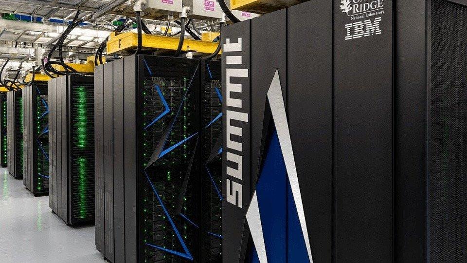 Dünyanın en hızlı süper bilgisayarı Corona Virüs'ün yayılmasını ...