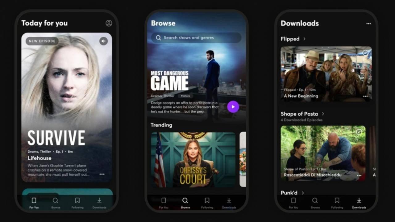 Mobil cihazlara özel dijital yayın platformu Quibi kapanıyor