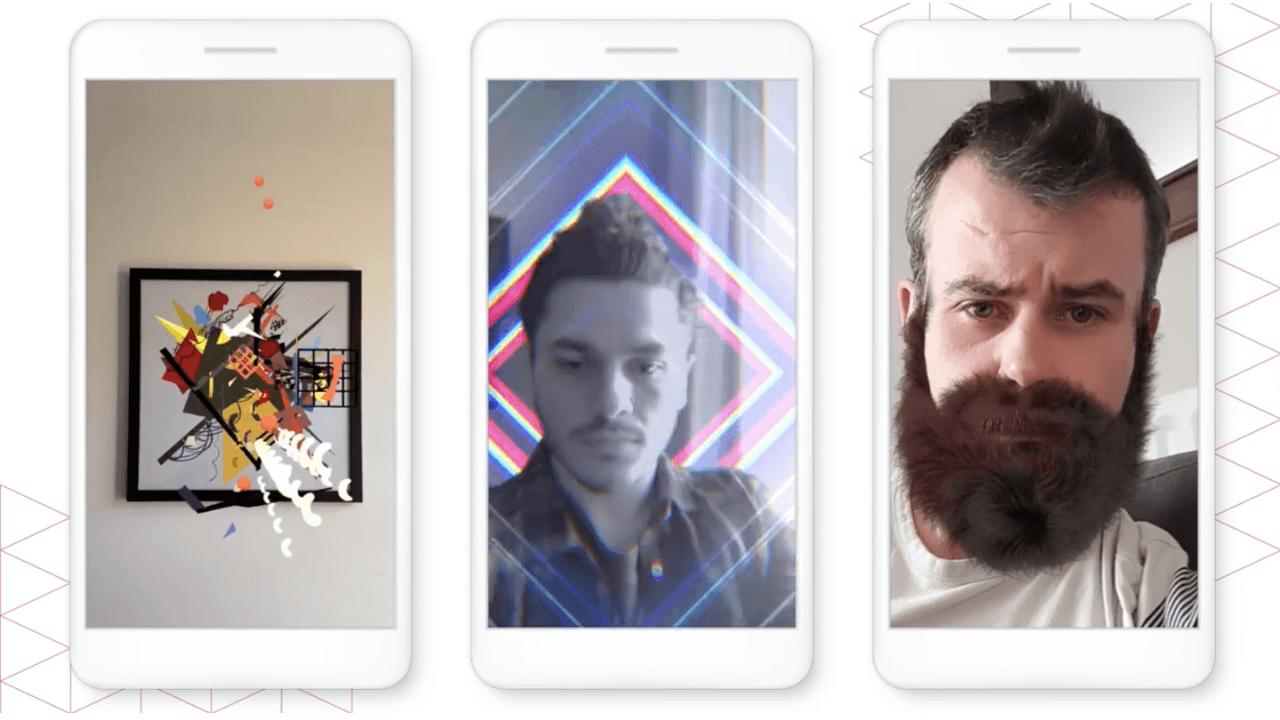Instagram AR filtreleri eklenen etkileşim öğeleriyle gerçekliğini artırıyor