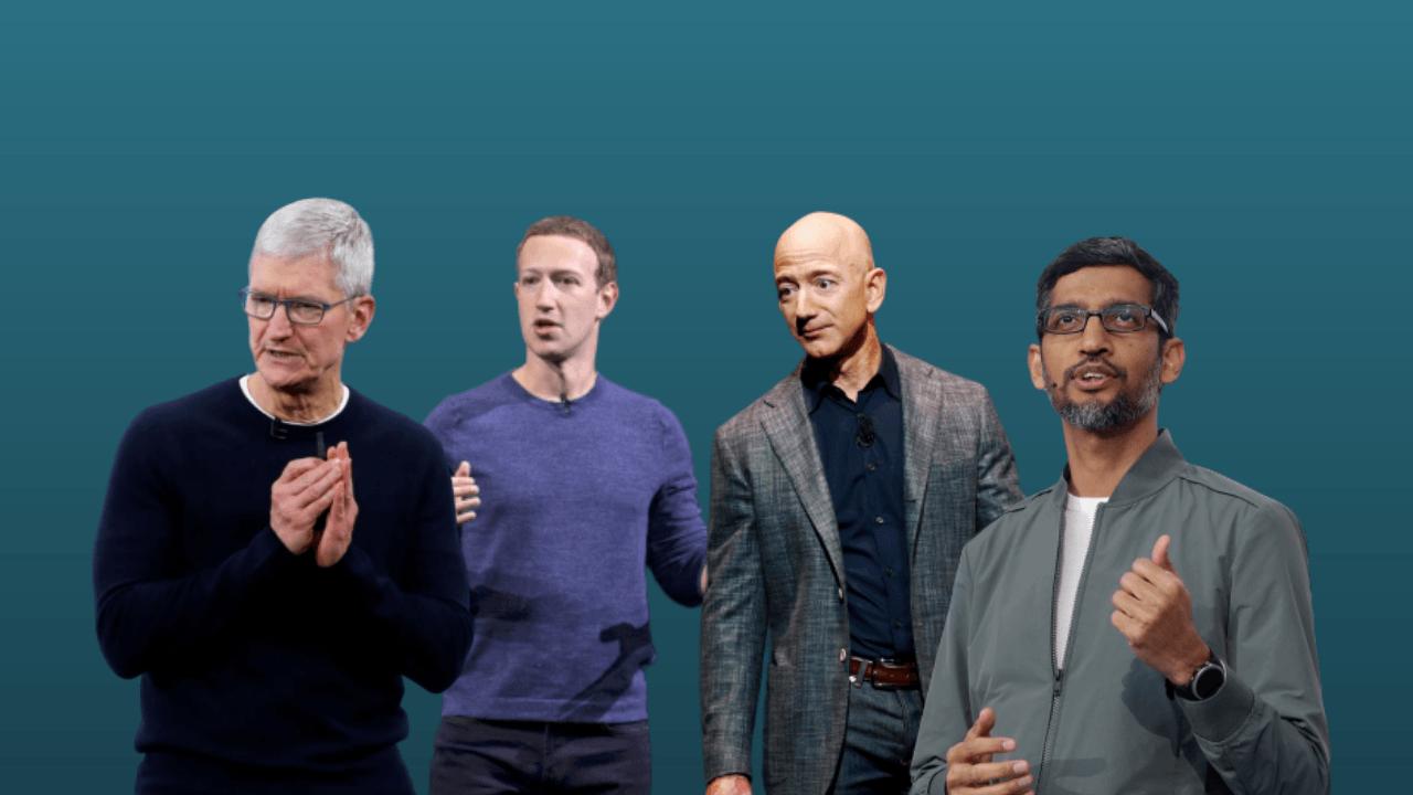 Tim Cook, Mark Zuckerberg, Jeff Bezos ve Sundar Pichai, tekelleşme karşıtı soruşturma kapsamında ifade verecek