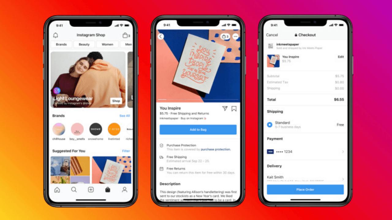 Instagram'ın alışveriş sekmesi tüm dünyada test ediliyor