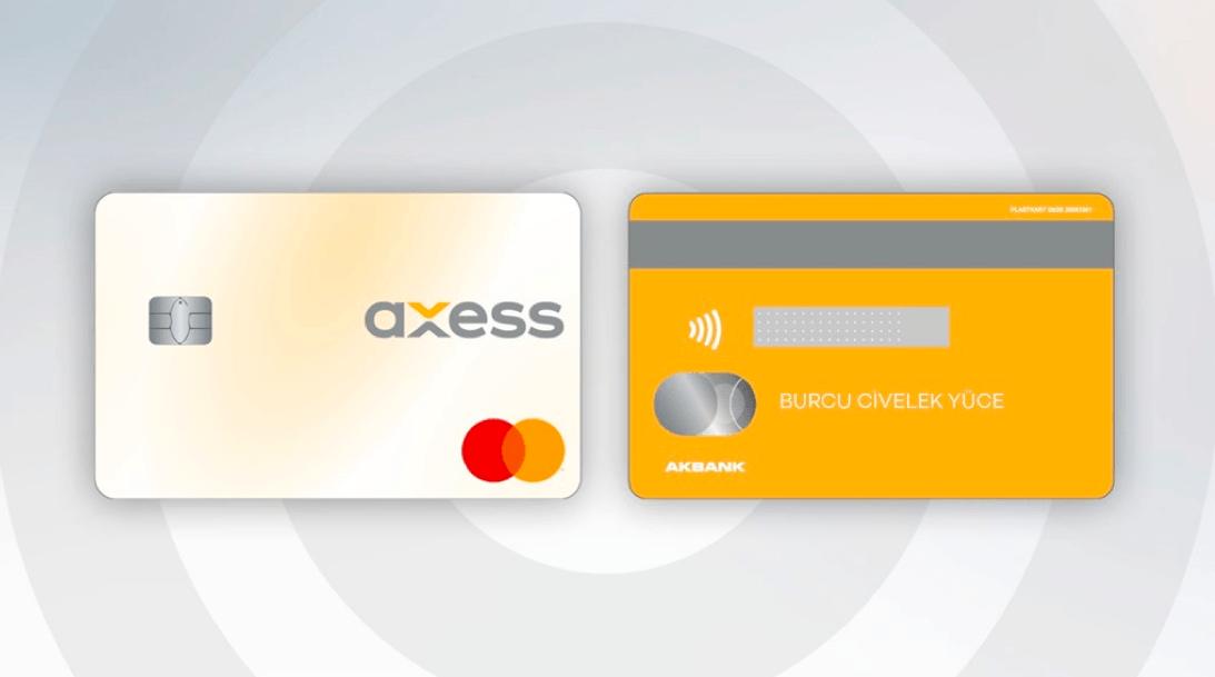 Mastercard'ın Apple Card'a sunduğu numarasız kart altyapısı Dijital Axess Card ile Türkiye'de 3