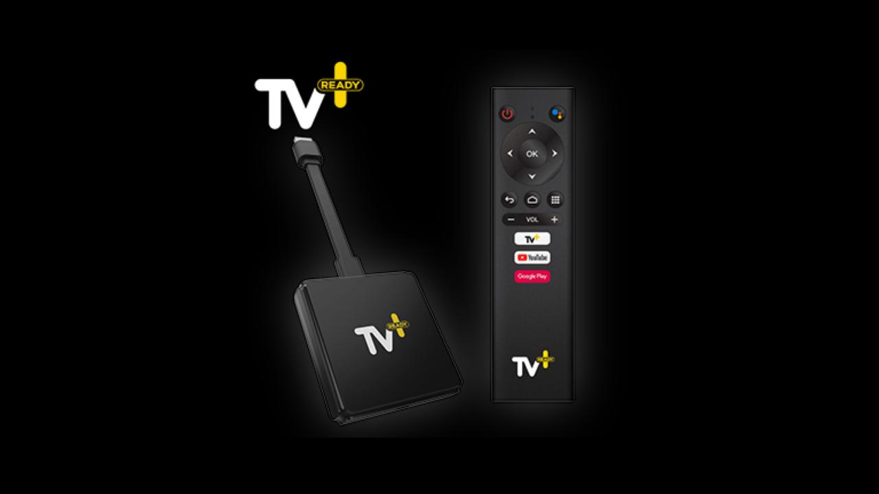 TV+ servisi için özelleştirilmiş Android Tv Box: TV+ Ready incelemesi