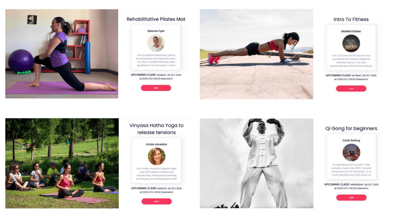 Evdekibakıcım ekibinden 19 ülkeye hizmet veren çevrimiçi sağlıklı yaşam platformu: TalentMondo