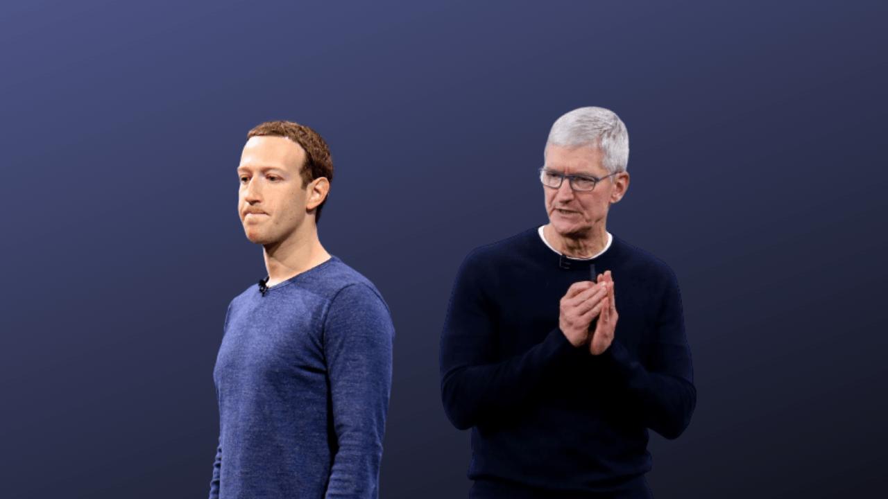 Mark Zuckerberg, 2018'de Apple'a